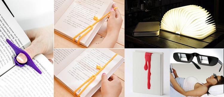 Cadeaux originaux pour lecteur