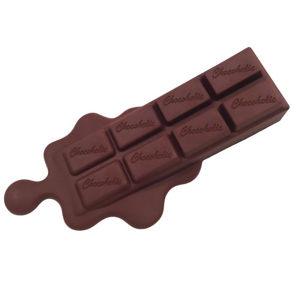 Butée de porte en forme de plaque de chocolat