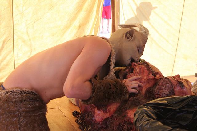 Camping de l'horreur
