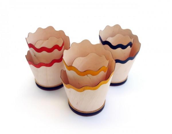 6 pots crayons design et pour tous les go ts les for Accessoire bureau pas cher