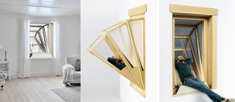 More sky la fen tre extensible pour profiter au mieux de for Fenetre qui se transforme en balcon