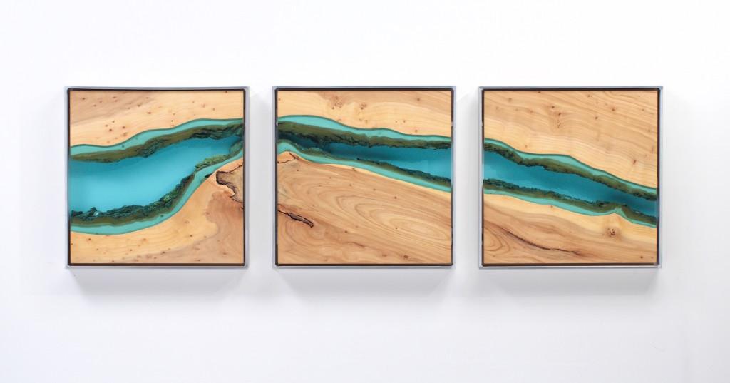 Triptyque collection River