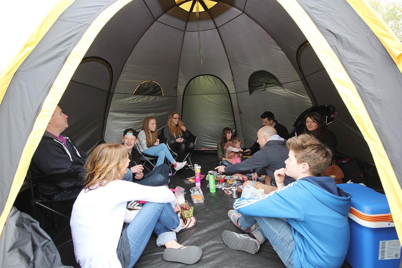 Pod Tent Maxi - 8 personnes